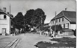 LES VERRIÈRES → Frontière Franco - Suisse, Ca.1950 - NE Neuenburg