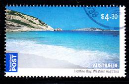 Australia Used 2010 Scott #3289 $4.30 Hellfire Bay, Western Australia - Beaches - 2010-... Elizabeth II