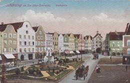 Schärding Am Inn, Ober-Oesterr. - Stadtplatz * 1916 - Schärding