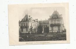 Cp , 90 , BELFORT , La Nouvelle Préfecture , Dos Simple , Vierge - Belfort - Città
