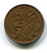 1977 Australia 2 Cent Coin - Decimal Coinage (1966-...)
