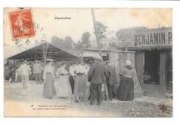 Charenton - Plaisirs Du Dimanche En Attendant La Friture ! - Charenton Le Pont