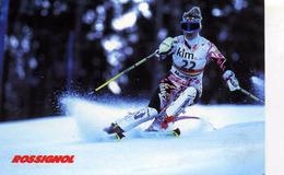 SPORTS SKI    L 48   / BEATRICE FILLIOL    CPM / CPSM 10 X 15 - Winter Sports