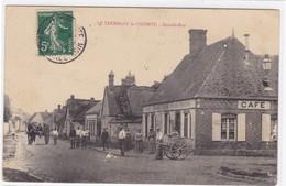 Eure-et-Loir - Le Tremblay-le-Vicomte - Grande-rue - France