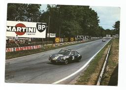 Les 24 Heures Du Mans Porsche Au Virage D'arnage - Le Mans