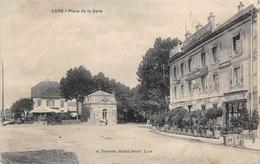 Lure Place Gare Hôtel - Lure