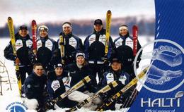SPORTS SKI    L 48   / TEAM  FINLAND   CPM / CPSM 10 X 15 - Winter Sports
