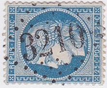 N° 60  A   GC     3210     ROSIERES DE PICARDIE    /  SOMME   -   LOT  LIG37 - 1871-1875 Ceres