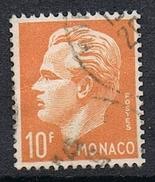 MONACO N°350 - Gebruikt