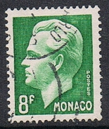 MONACO N°346 - Gebruikt