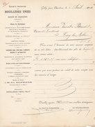 SA Des Houillères Unies, Gilly Pour Ciry Le Noble (1901) - Belgium