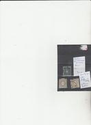 TIMBRES DE L ITALIE OBLITEREES ( TOSCANE NR 20 )  COTE 90 €  + SARDAIGNE NR 16(* )+ O GRATUIT CHIFFRE EN RELIEF - Toscane