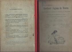 1897 GOEDHEID JEGENS DE DIEREN HANDBOEK VOOR SCHOOL & HAARD MOULCKERS - DIERENBESCHERMING ... - Livres, BD, Revues