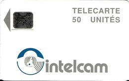 TELECARTE PHONECARD CAMEROUN 50 UNITES INTELCAM  SCHLUMBERGER - Cameroun