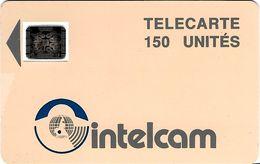TELECARTE PHONECARD CAMEROUN 150 UNITES INTELCAM  SCHLUMBERGER - Cameroun