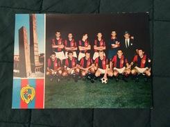 Cartolina In Bianco Bologna Campione D'Italia 1963-64 - Fútbol