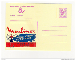 Publibel Neuve N°  2670 (Moulinex Libère La Femme (mon Oeil !!!) - Ganzsachen