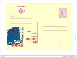 Publibel Neuve N° 2672 (Agence   LA FOURMI     WESTENDE-BAINS     - BAD) - Publibels
