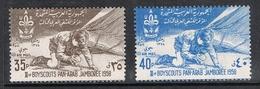 SYRIE AERIEN N°137 ET 138 N* - Syrie