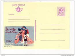 Publibel Neuve N° 2683 (Vin De France: Collines De La Moure) - Stamped Stationery