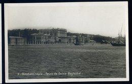 Cpa  De Turquie Constantinople -- Palais  De Dolma Baghtché  JIP83 - Turquie