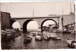 MARSEILLE: Pont Et Vallon Des Auffes - Marseilles