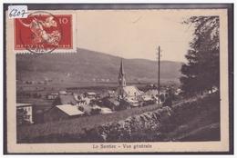 DISTRICT DE LA VALLEE /// LE SENTIER - TB - VD Vaud