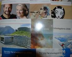 Collection Compléte De FDC De 1993 à 1999 Et De 2001 à 2013 - Années Complètes