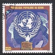 BENIN N°622 - Benin – Dahomey (1960-...)