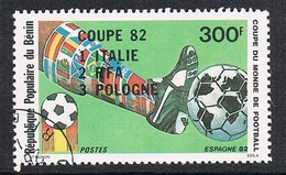 BENIN N°542 - Benin – Dahomey (1960-...)
