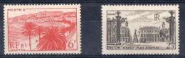 "FR YT 777 & 778 "" Sites Et Monuments "" 1947 Neuf* - France"