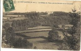 LE FIEF SAUVIN - Le Château Des Places Pris Du Belvédère De La Gabardière   28 - France