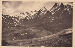 La Douce France, Les Alpes, Vue Générale Des Sommets Du Galibier (pk31805) - Frankreich