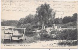 ACHERES - Bords De La Seine - Acheres