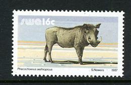1987 - SWA -  Catg. Mi. 604 - NH - (CAT85635.13) - Namibia (1990- ...)