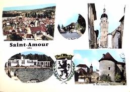 # Saint  Amour - CP Multivues - Frankrijk