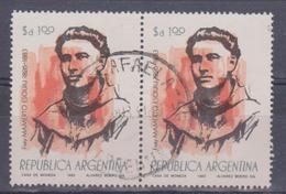 1983 Argentina - Frate Mamerto Esquiu - Argentina
