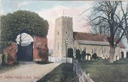 STURRY -  ST NICHOLAS CHURCH @ ARCH - England