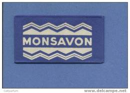 Une Lame De Rasoir  MONSAVON  (L105) - Lames De Rasoir