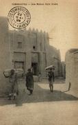 MALI- TOMBOUCTOU.- Une Maison Style Arabe  MALI Timboektoe SOUDAN FRANCAIS 22 MAI 1926 - Malí