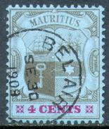 MAURICIO-Yv. 126-MAU-6752 - Maurice (...-1967)
