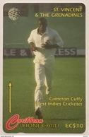 Cameron Cuffy 199SVDA - St. Vincent & The Grenadines