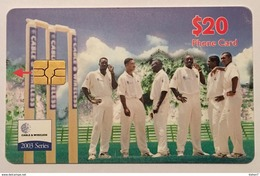 2003 Cricket Series - St. Vincent & The Grenadines