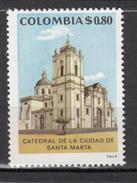 ##11, Colombie, Colombia, Columbia, Cathédrale Sainte-marthe, église, Church, Santa Marta - Kolumbien