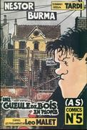 Tardi & Leo Malet Nestor Burma Une Gueule De Bois En Plomb As Comics 5 Tbe 30 Pages Tout En Couleurs - Tardi