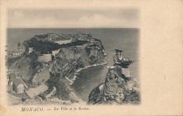 MONACO - La Ville Et Le Rocher - Monaco