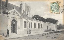 Blois (Loir Et Cher) - L'Hôtel Des Postes Et Télégraphe (Recette Principale) - Carte ND Phot. N° 164 - Blois