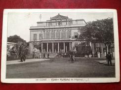 LE CAIRE Theatre Khédivial De L'Opéra - Cairo