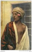 Arabe .  Photo Lehnert & Landrock .    SUPERBES   COULEURS  . - Algérie