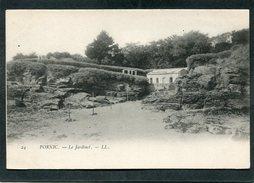 CPA - PORNIC - Le Jardinet (dos Non Divisé) - Pornic